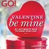 Go! Magazine Valentine's Cover