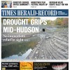 Cover shot on the local drought