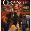 Ethnic restaurants and Orange Magazine cover