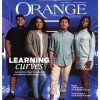 Education portraits and cover shot for latest Orange Magazine