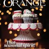 Orange Magazine Christmas cover shot