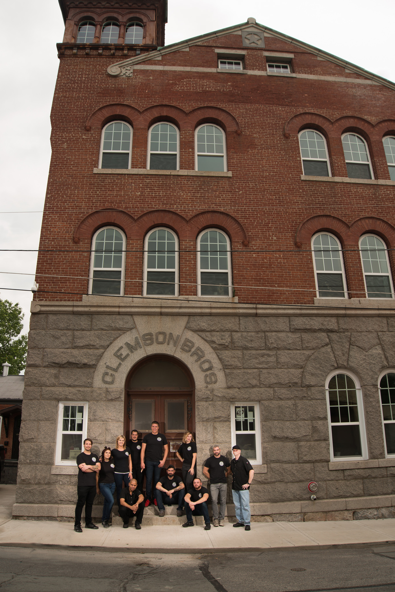 Middletown Ny: Clemson Brewery In Middletown, NY