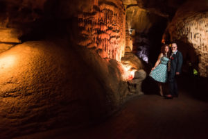 Another wedding at Howe Caverns