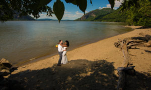 Wedding at Little Stony Point